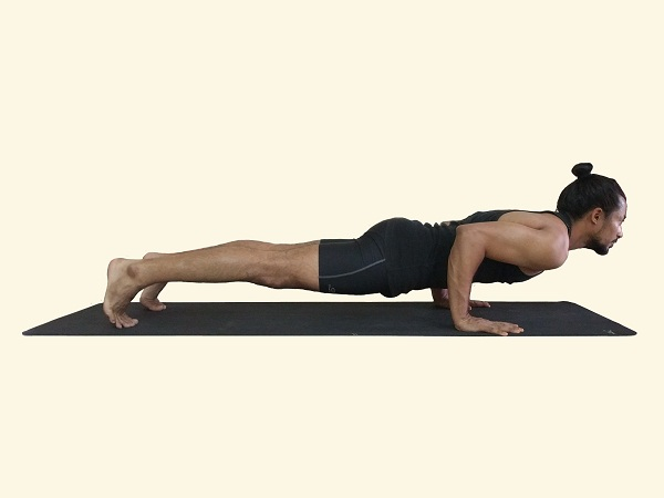Chaturanga-Dandasana-Four-Limbed-Staff-Pose