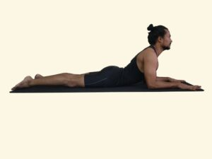 backward bend posture  pranayoga