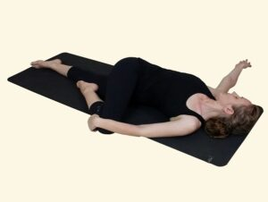spinal twisting yoga postures