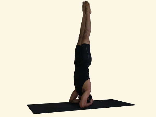 Sirshasana-Headstand