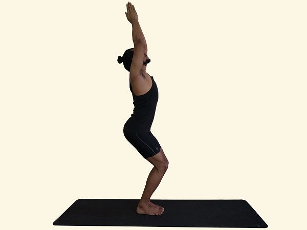 Utkatasana-Fierce-Posture-chair-pose