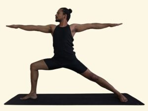 Virbhadrasana 2- Warrior 2