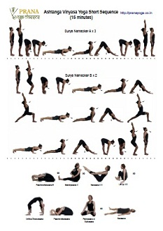 vinyasa yoga sequence pdf  blog dandk