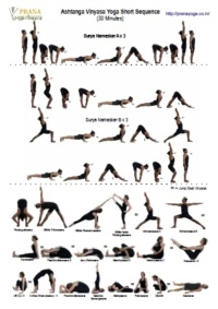 Download Ashtanga Vinyasa Yoga Short Sequence 30 Minutes In Pdf